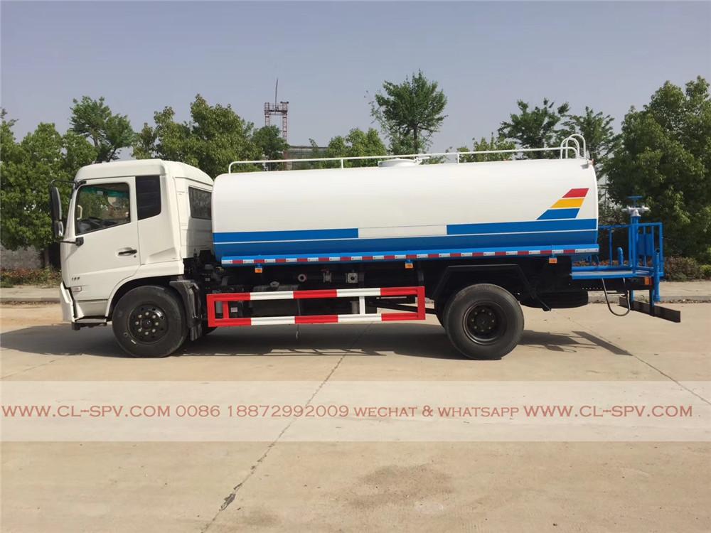Dongfeng Euro III water truck