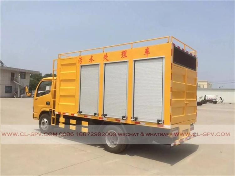China Sewage purification vehicle