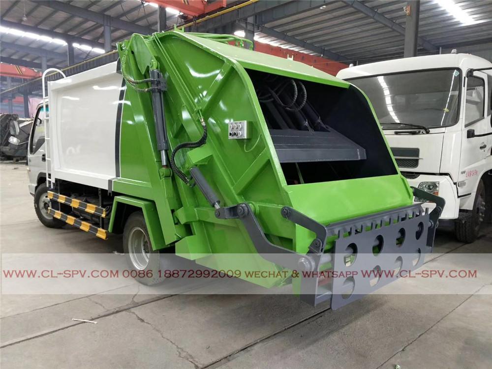 compactador fornecedor caminhão de lixo