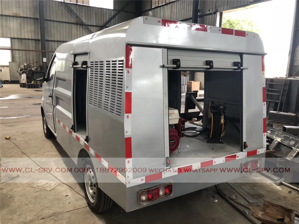 Changan High pressure cleaning vehicle