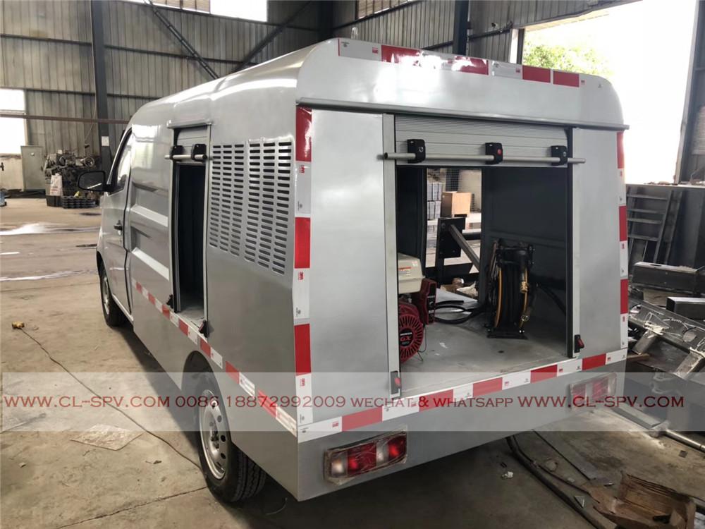 Changan vehículo de limpieza de alta presión