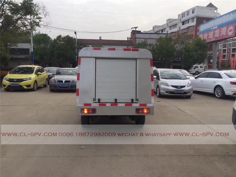 China vehículo de limpieza de alta presión