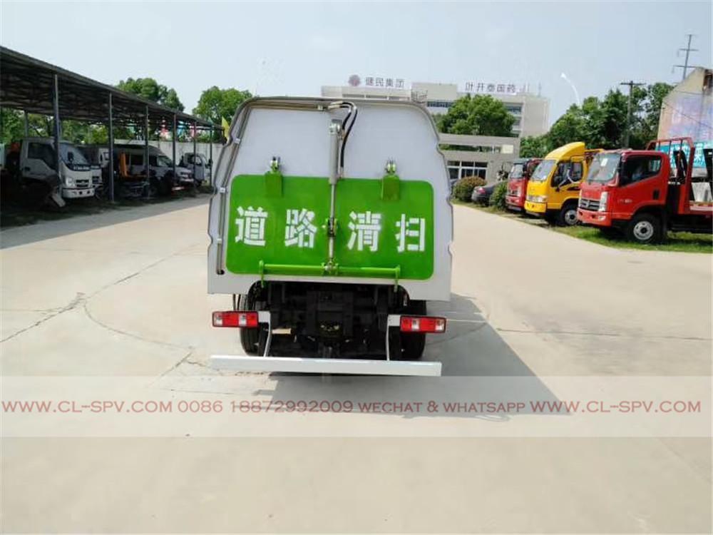 Changan fournisseur de balayeur