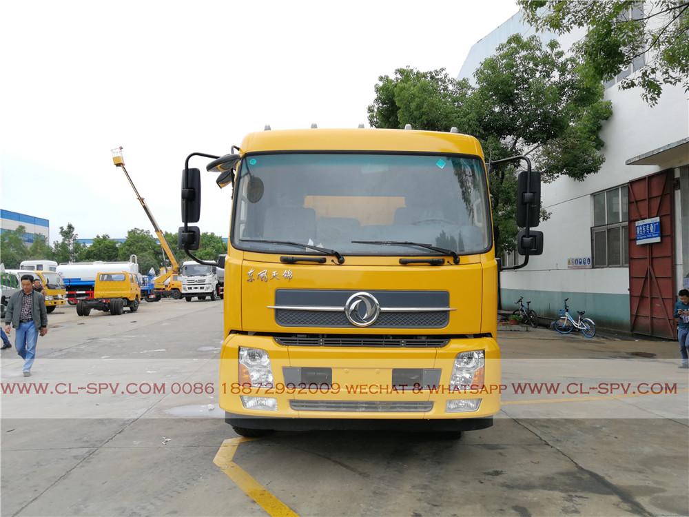 táxi amarelo de dongfeng tianjin