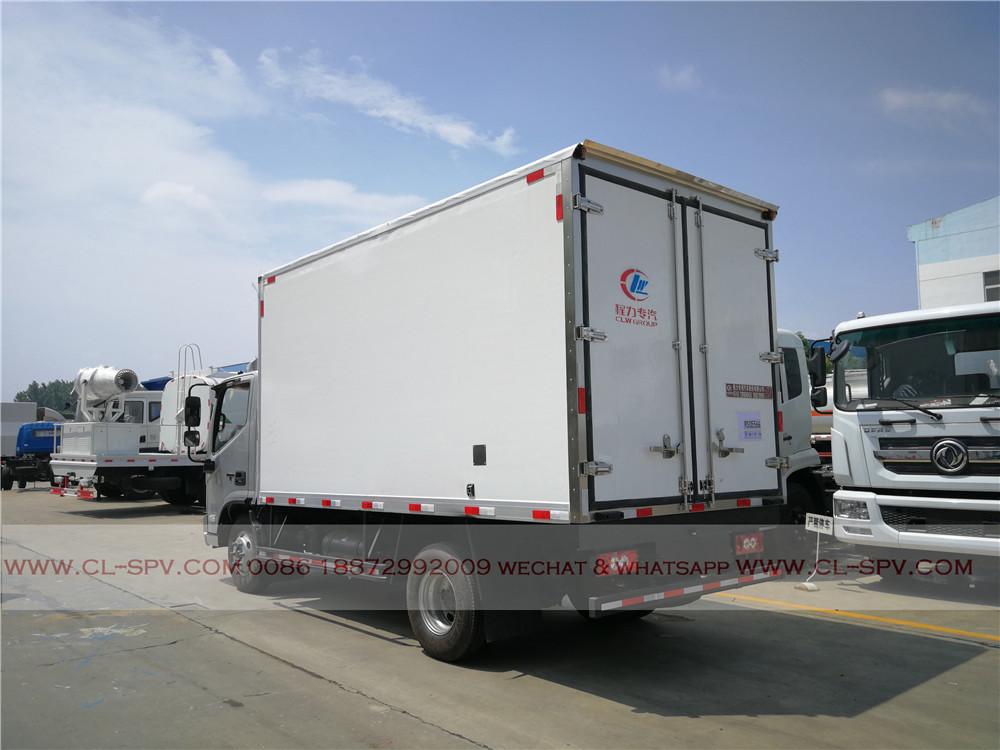 صور 12 متر مكعب شاحنة المبردة