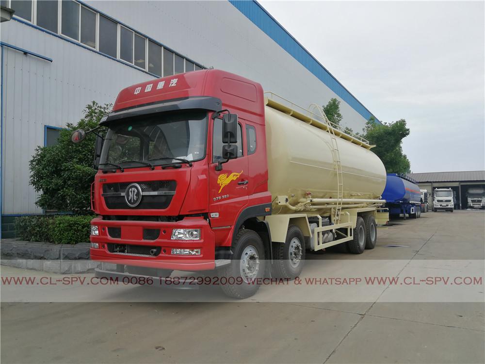 Sinotruk Steyr cemento a granel de camiones de transporte