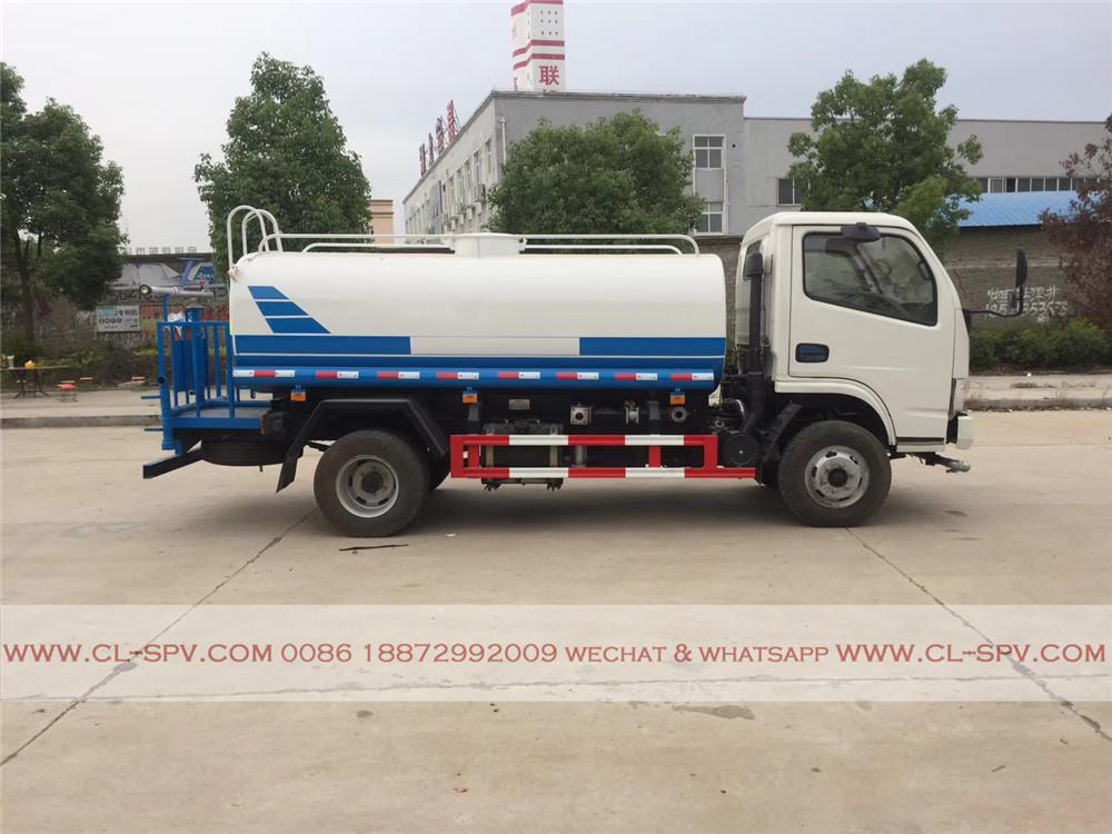 dongfeng de fabricant de camion de l'eau