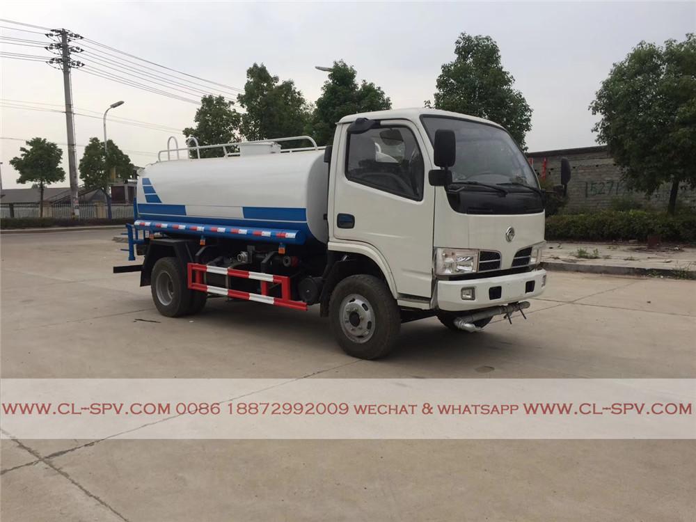 camion de la Chine de l'eau dongfeng