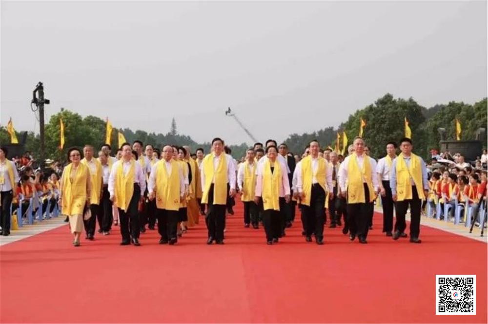 Cheng Li helps 2018 Yandi Shennong Festival