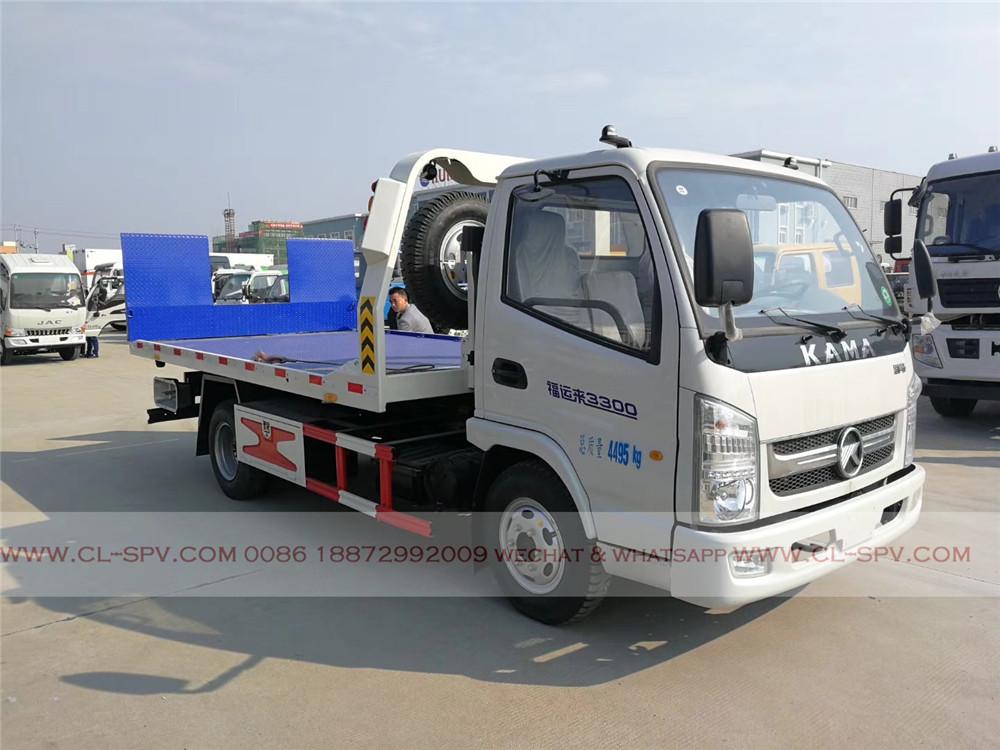 Kaima tow truck