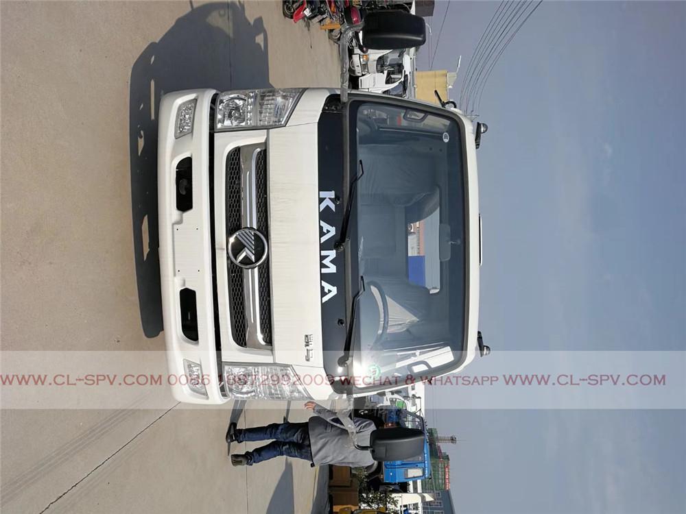 Kaima recovery truck