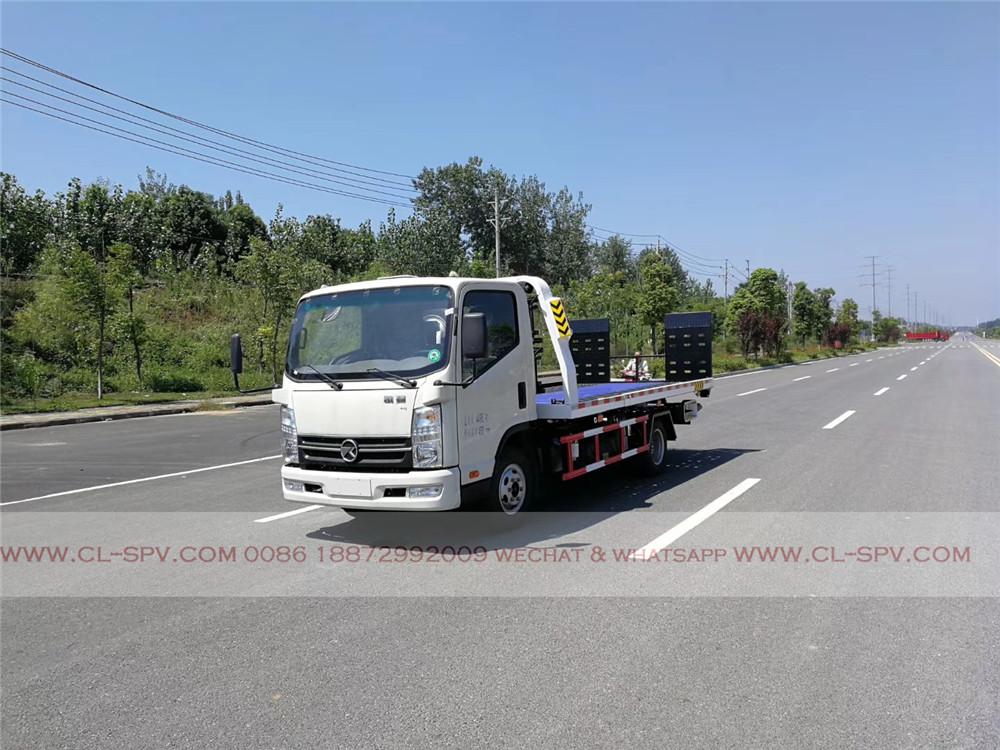 China Kaima fábrica de camiones de recuperación