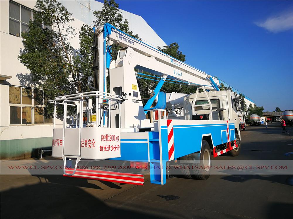 Dongfeng aerial platform truck