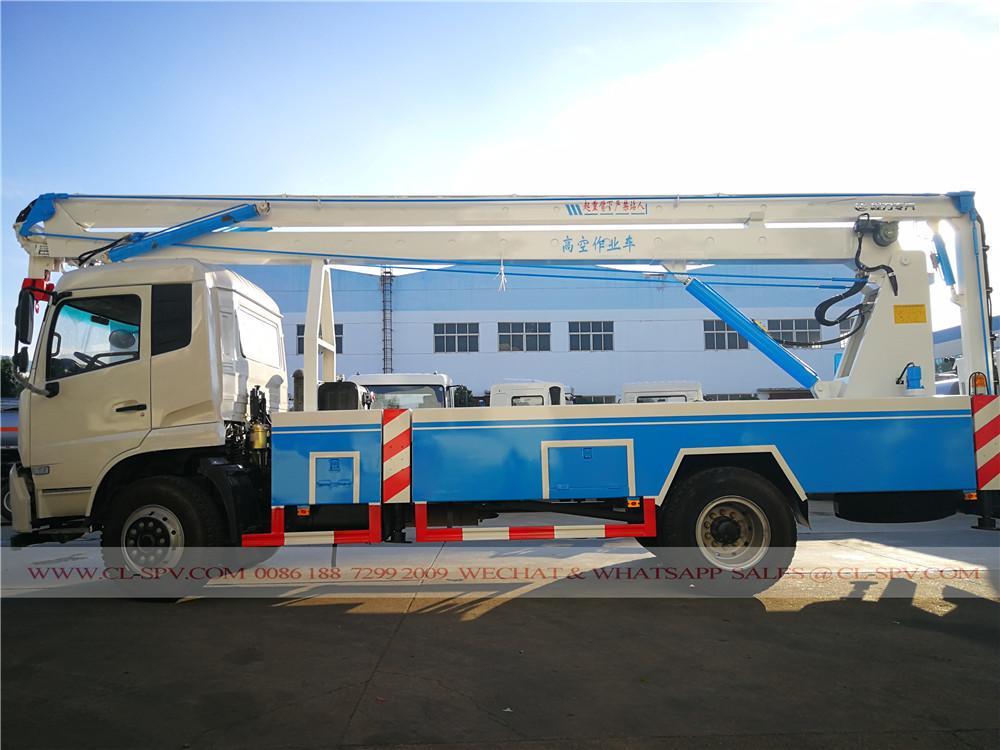 Dongfeng aerial platform truck manufacturer