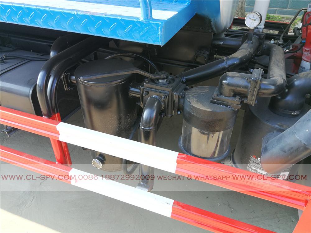separador de aceite del agua