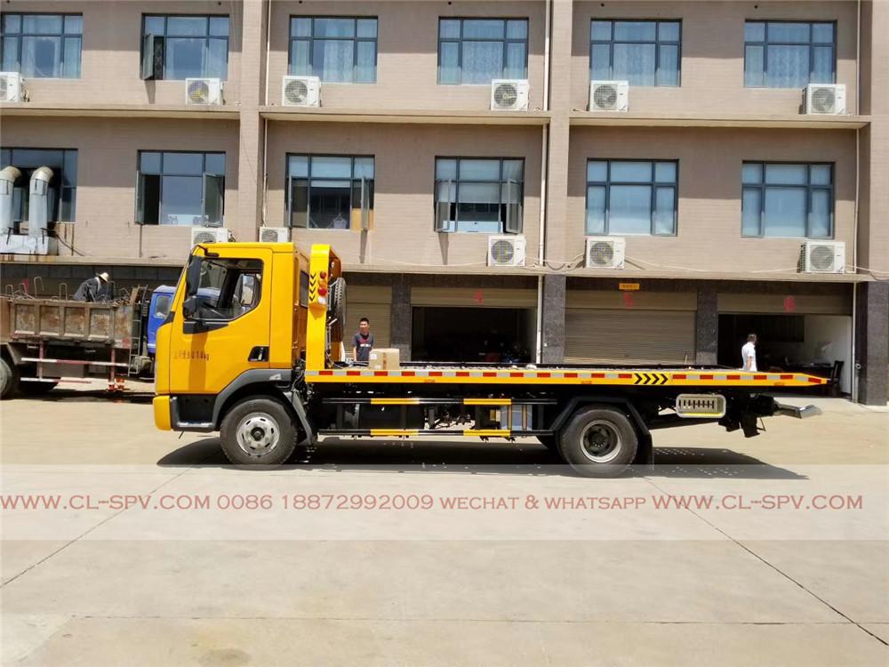 liuqi wrecker truck