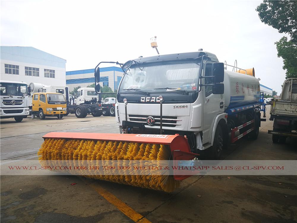 Dongfeng пестицид распыляя грузовик