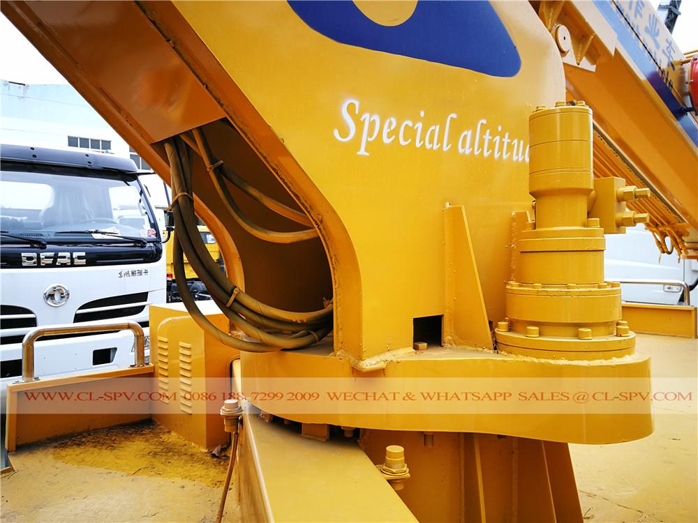 DFAC 16 meters special altitute work truck