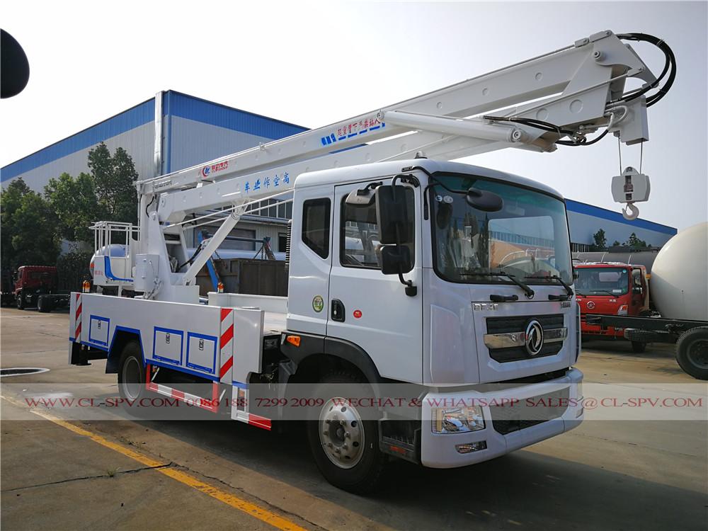 D9 20 метров автовышка грузовик