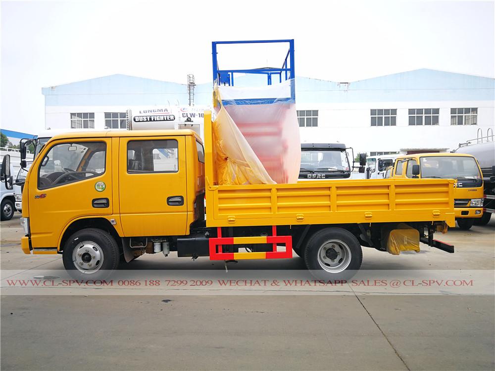 Dongfeng DCAF 10 mètres ciseaux camion nacelle élévateur