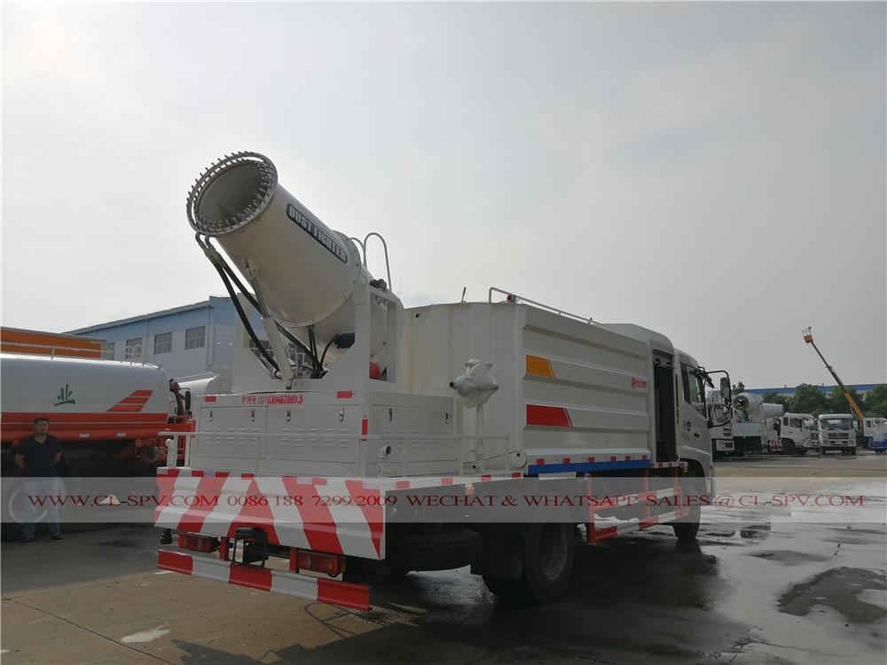 fournisseur de camion Dongfeng suppression de la poussière