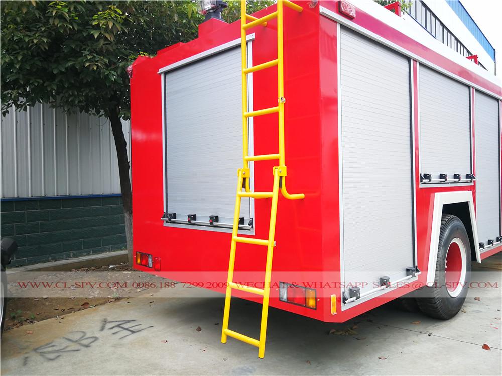 تفاصيل سلم ايسوزو تقارير المعاملات المالية الشاحنات مكافحة الحرائق المياه