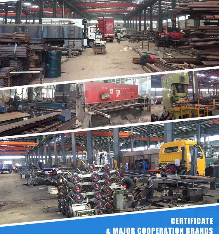 Descripción general de la fábrica Chengli(1)