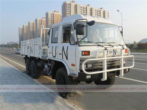 Dongfeng militärische Besatzung LKW