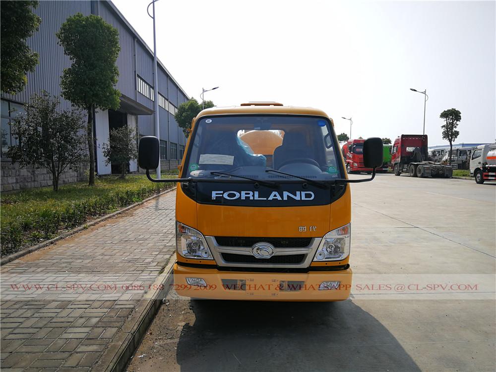 proveedor de camiones de succión de aguas residuales