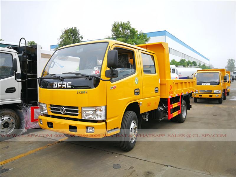 Dongfeng 5 тонн самосвал