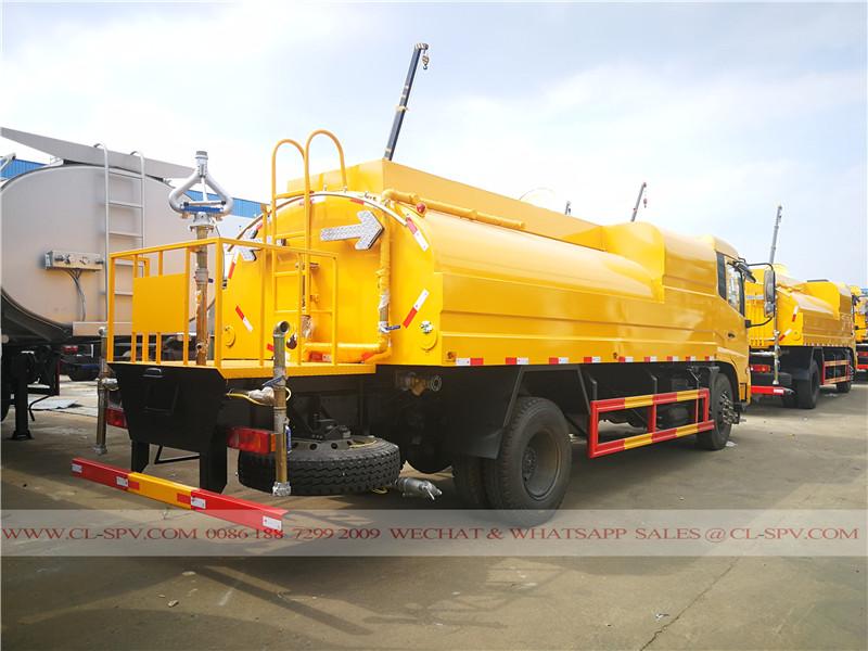 Dongfeng camion d'entretien routier