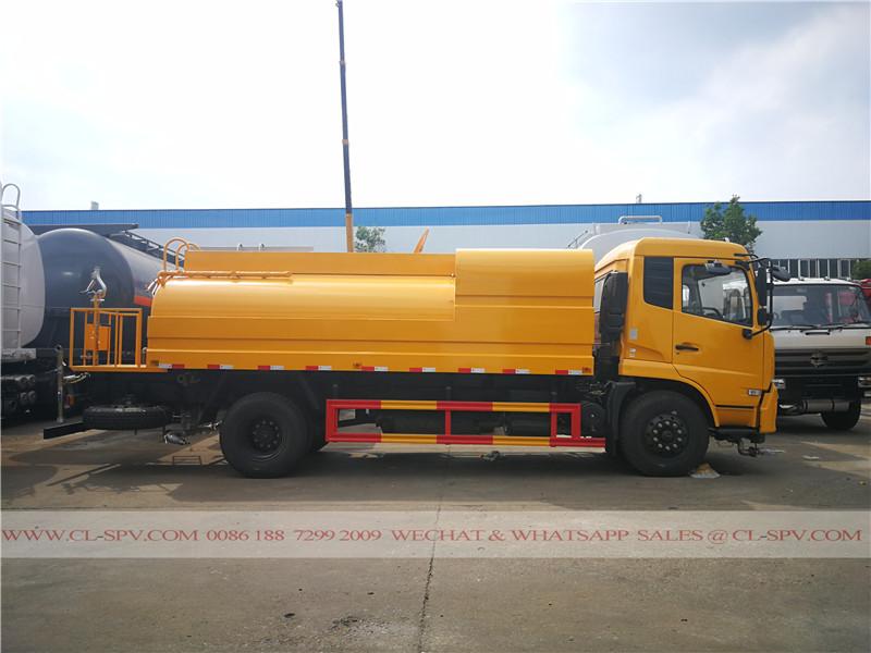 Dongfeng véhicule d'entretien routier