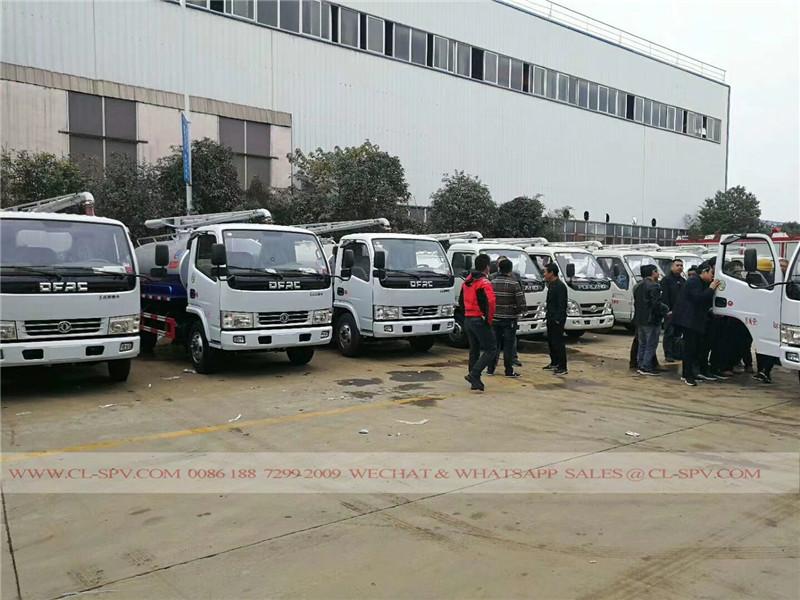 fotos 3000 los litros de camiones de succión fecales