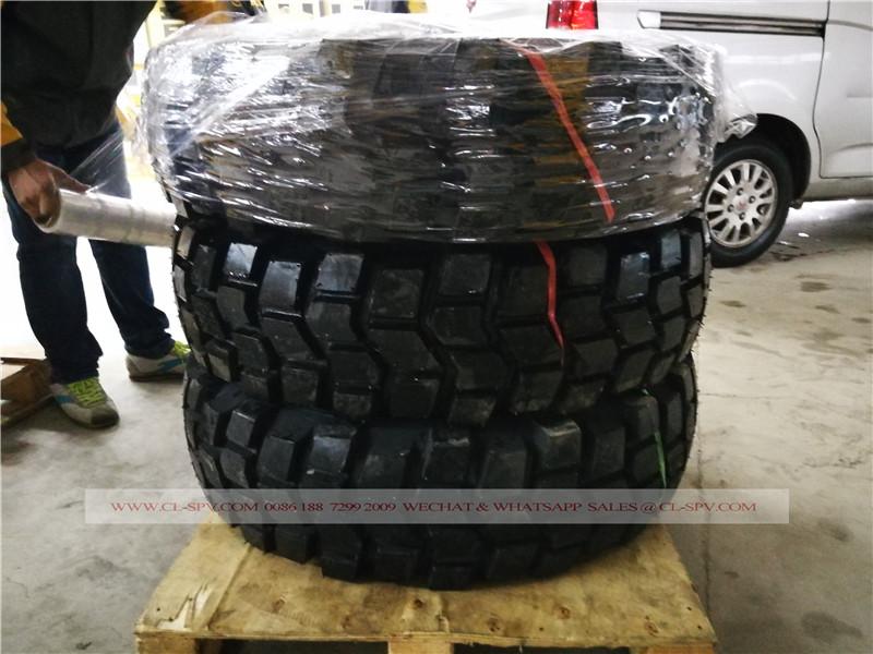 Dongfeng Reifen 11R18 zu sudan