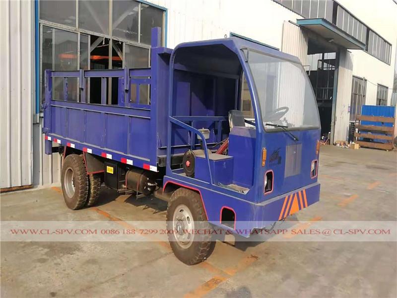 5 tons dump truck factory