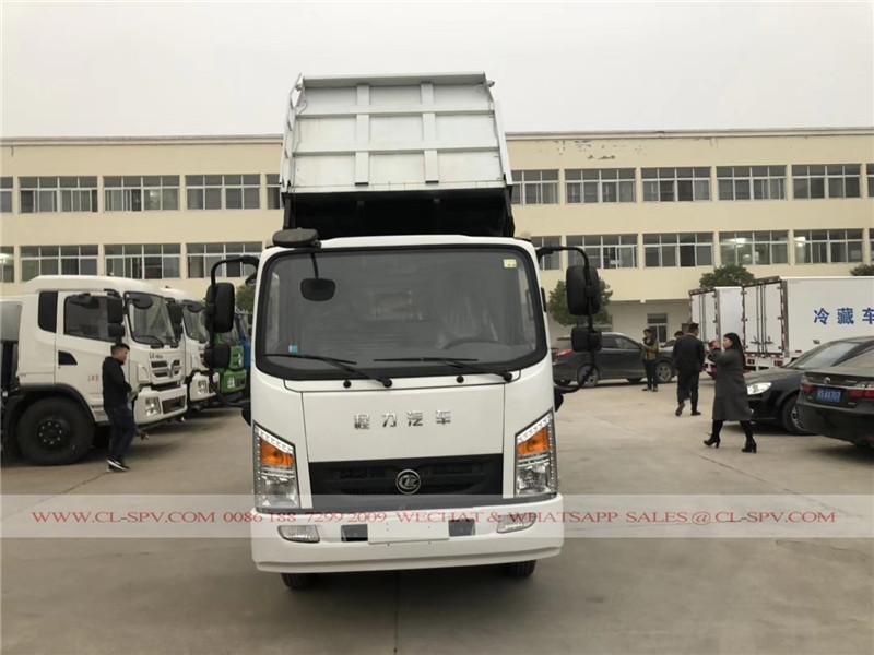 chengli 5 ٹن ڈمپ ٹرک