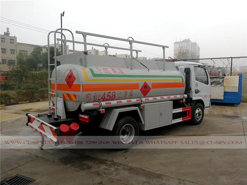 Dongfeng 5000 Liter Gastanker