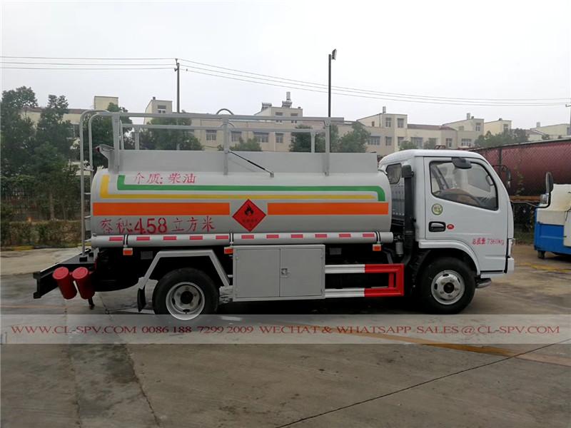 Dongfeng 5000 Liter Dieseltanker
