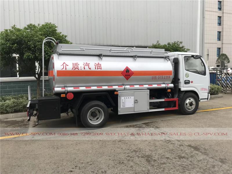 Dongfeng Edelstahl fuel tanker