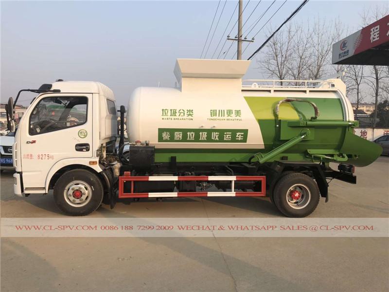 coletor de lixo de cozinha Dongfeng