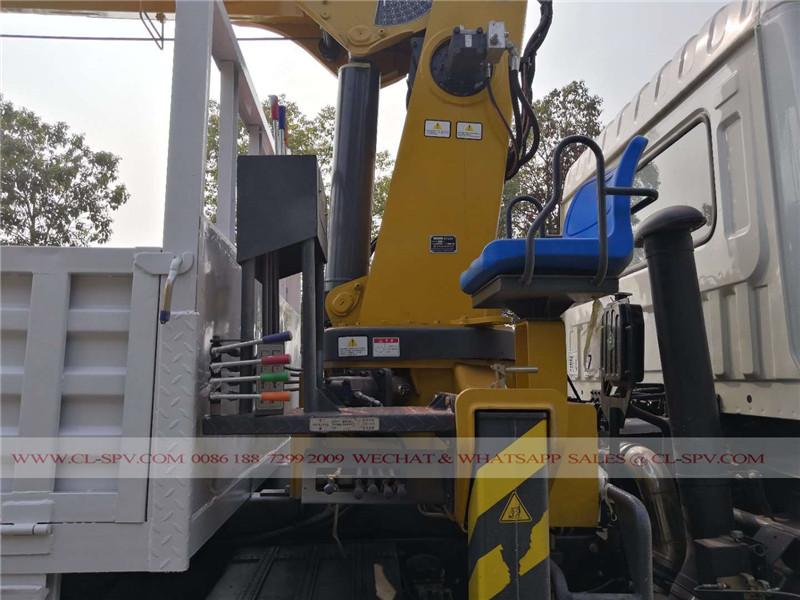 XCMG SQS 200-4 crane