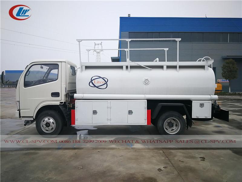 東風 5000 liters fuel refueling truck