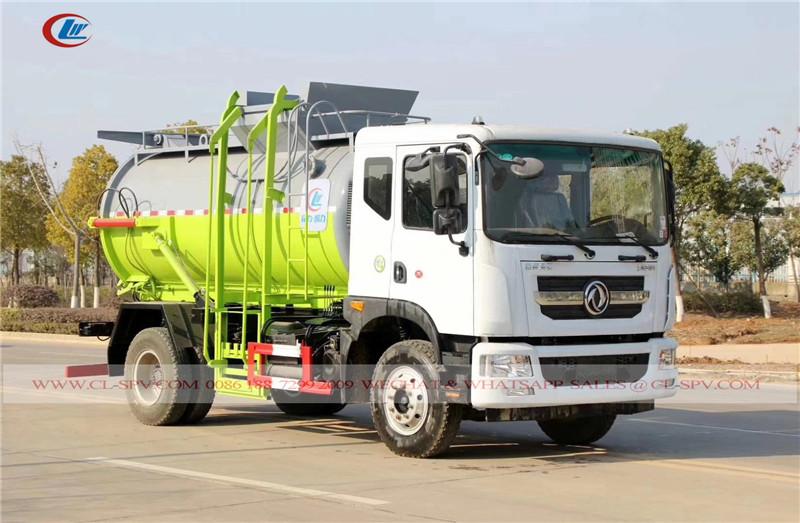 شاحنة القمامة DFAC تانك