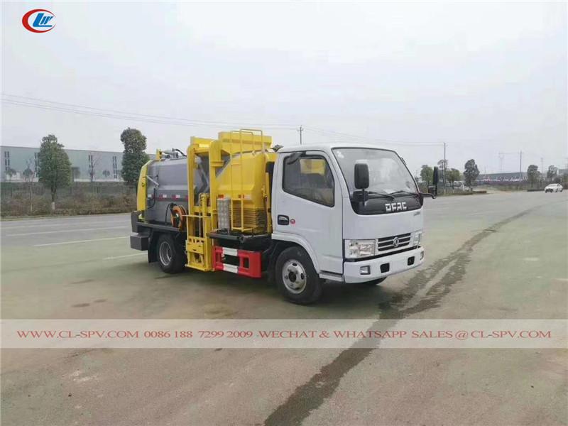 Dongfeng kitchen garbage truck