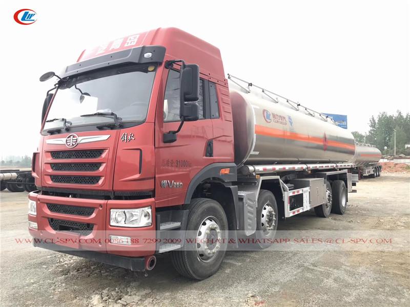 FAW 29 cbm Aluminum Alloy Tanker