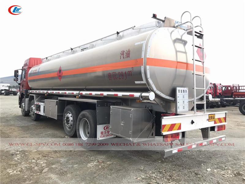FAW Aluminum Alloy Tanker