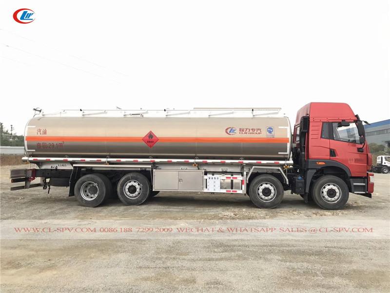 FAW 29 cbm Aluminum Alloy oil Tanker