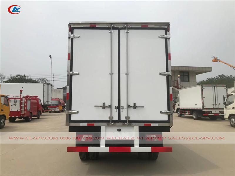 JMC Refrigerated Truck refrigerator