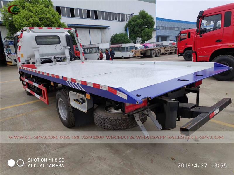 Chengli caminhão guincho