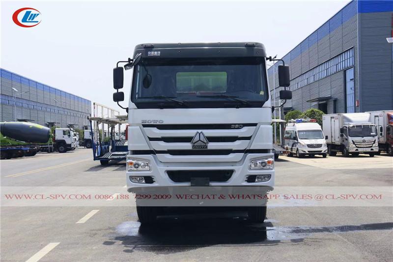 Chengli howo concret mixer truck